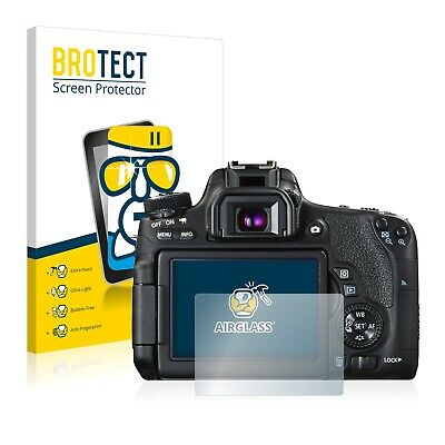 Canon EOS 760D Glass Screen Protector Protection Film