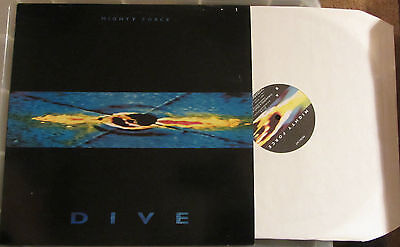 "MIGHTY FORCE ""Dive"" 12"" EP earache godflesh ministry big black"