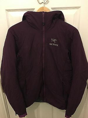 Arcteryx Atom Women's Large Insulated Jacket - Purple - Used