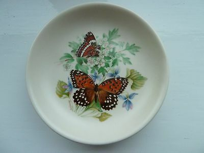 Decorative butterfly dish