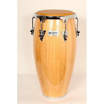 LP Performer Series Conga with Chrome Hardware 11.75 in., Natural 888365706511