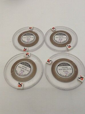 4 Dicing Blades Sintered Diamond Micro Swiss Silicon Disco Adt K&s