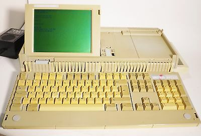 Vintage 1988 Amstrad PPC 512 NEC V30, fully Working_Postage from Vic AU