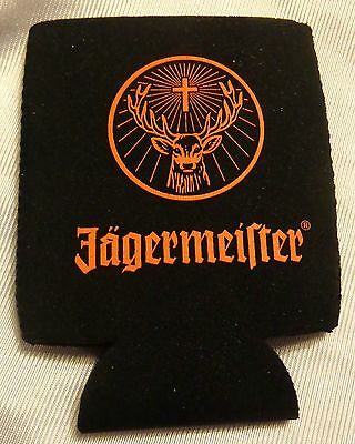 Jagermeister Deer Head Logo -  Can or Bottle Coozy - Koozy - Coozie.....NEW