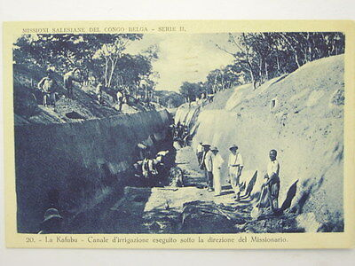 Mission-Africa-Belgian Congo-O9S-X73612