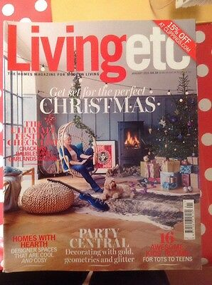 Living Etc Magazines From 2011 2012 2013 2014 2015 2016 2017