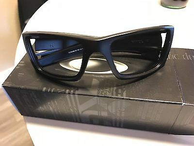 OAKLEY FUEL CELL MATTE BLACK SUNGLASSES FRAME Only--AUTHENTIC* Brand New!