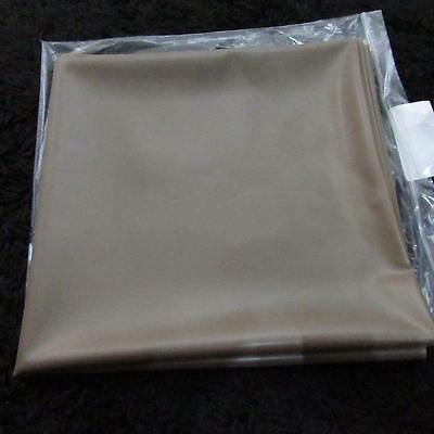 Brand New Packaged Vacbed Material Gold 0.4mm 1mx1m Latex/Rubber