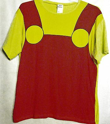 """FREE U.S. Shipping! Family Guy """"Stewie"""" Costume Shirt! Size: Adult L-XL (40-46)."""