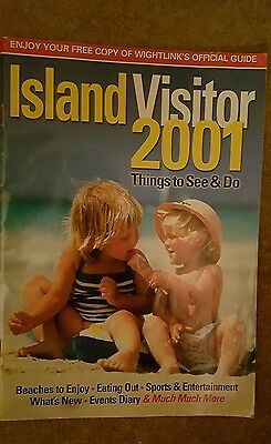 Isle of Wight island Visitor Guide 2001