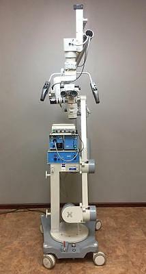 Carl Zeiss OPMI CS-NC Surgical Microscope Stryker 782 Camera NC 31 SuperLux 300