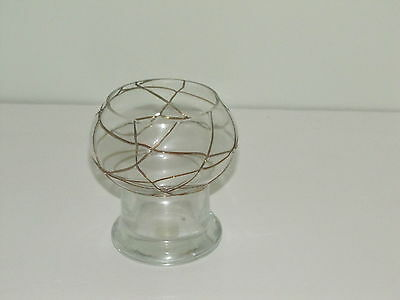 Partylite Gold Calypso Candle Holder - Retired