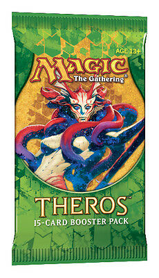 Theros MTG Boosters x 4 Magic the Gathering Sealed