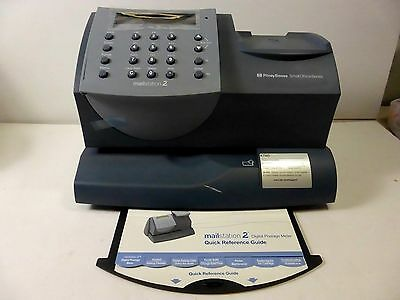 Pitney Bowes Small Office Series Mail Station 2 K700 Digital Postage Meter