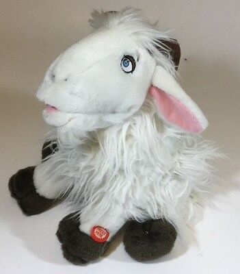 "Departures Dept. 56  Animated Goat Sings LONELY GOATHERD 11"" SOUND OF MUSIC"