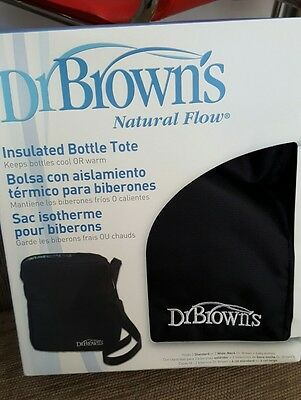 Dr Browns Insulated Bottle Bag New In Packaging