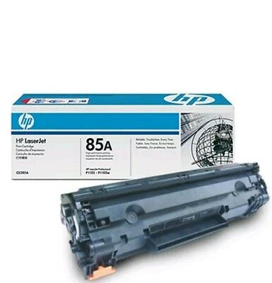 10 Virgin Empty HP 85A Empty Laser Cartridges NOT INTROS FREE SHIPPING