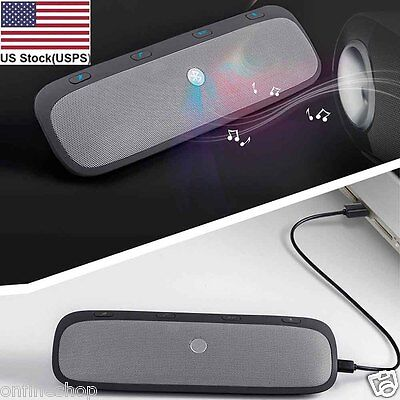 For Motorola Roadster Pro Bluetooth Car Kit Speaker Speakerphone TZ900 US Stock