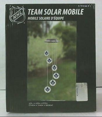 NEW Toronto Maple Leafs Logo Light Up Discs Solar Mobile $43.17