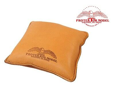 Protektor Model - New Empty #18 Pillow Bag Gun Rest Bench Shooting - Made In Usa