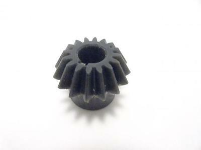 "143720 New-No Box, Martin B1616NM20 Bevel Gear-Plastic, 16T, 3/8"" ID"