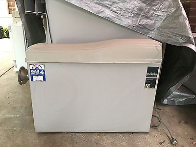 Brivis 5 Star Natural Gas Ducted Heater Unit