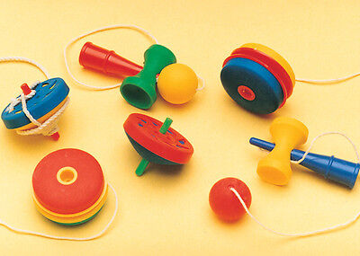 6 pieces Iwako erasers - Toy (Color May Vary) S-3562 AU