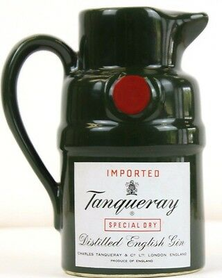 """""""Tanqueray Gin Ceramic Cocktail Pitcher"""""""