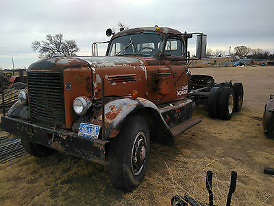 1952 International Heavy Duty Winch Truck, Restore, Rat Rod, Custom. NO RESERVE