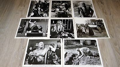 LE FASCINANT CAPITAINE CLEGG  p cushing photos presse argentique cinema hammer