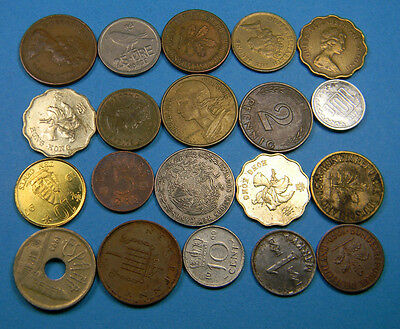 (20)  Coin Lot
