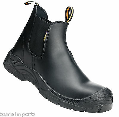 Cheapest Safety boot best for work (BESTFIT) size men's US 7, 7.5, 9