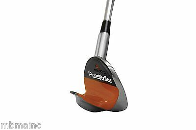 Medicus Golf Purestrike Wedge Practice Club Men's Right Hand Swing Trainer