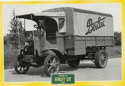 Berliet CAT                Glossy   Picture (T127)