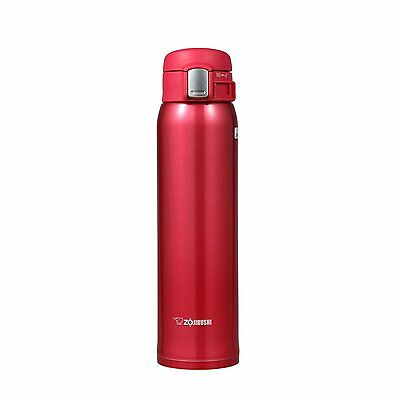 Zojirushi SM-SA60RW Stainless Steel Mug, Red, 20 Ounce *US Seller*
