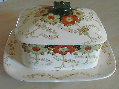 Burleigh Tableware Art Deco Large Dish �� Rare And In Very Good Condition