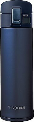 Zojirushi SM-KHE48AG Stainless Steel Mug, Smokey Blue, 16 Ounce *US Seller*