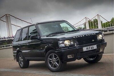 Range Rover P38 Land Rover Workshop Repair Technical Service And Owner Manual