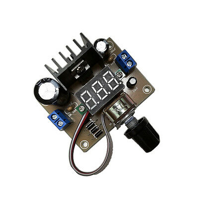 LED LM317 Adjustable Voltage Regulator Step-down Power Supply Module DIY Kits UK