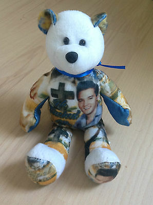 Elvis Presley teddy bear collectible