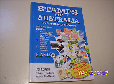Stamps Book Australian Stamps