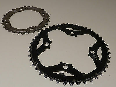 Shimano LX Front Chainrings Chain Rings 32T & 44T