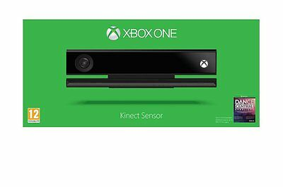 Official Kinect Motion Sensor for Xbox One - Brand New & Sealed - Free P&P