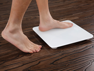 Smart Weight & Body Fat Scales - Bathroom Scale, BMI Scale, Bone mass & More