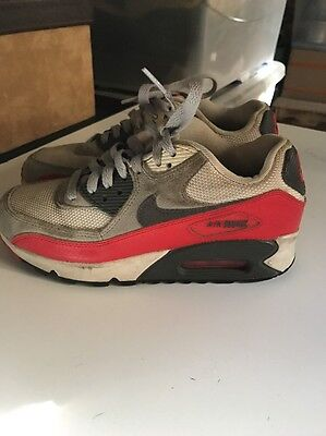Boys Nike Air max Runners- Size Us 5