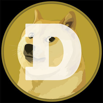 100,000 Dogecoin (DOGE)  (Cryptocurrency)  Deliver to your Wallet!