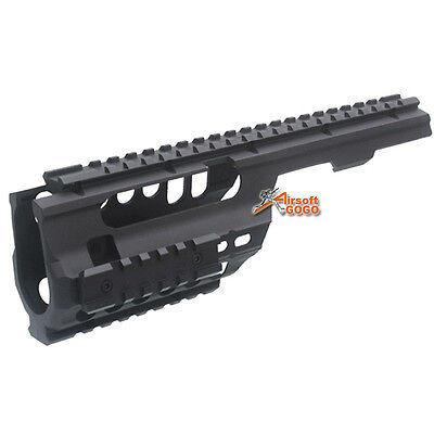 ABS Plastic MP5K / PDW, MOD5K Rail for Marui, JG, Classic Army, Galaxy AEG