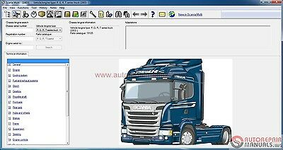 Scania Multi 1603 03 2016 25%off Electronic Parts And Catalogue