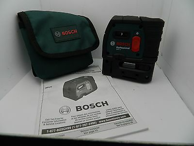 Bosch GPL 5 5-Point Self-Leveling Alignment Laser