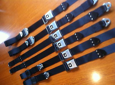 Holden Hk Ht Hg Wagon Seatbelts Restoration Service